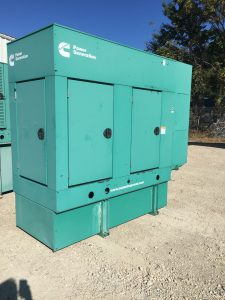 used industrial generators