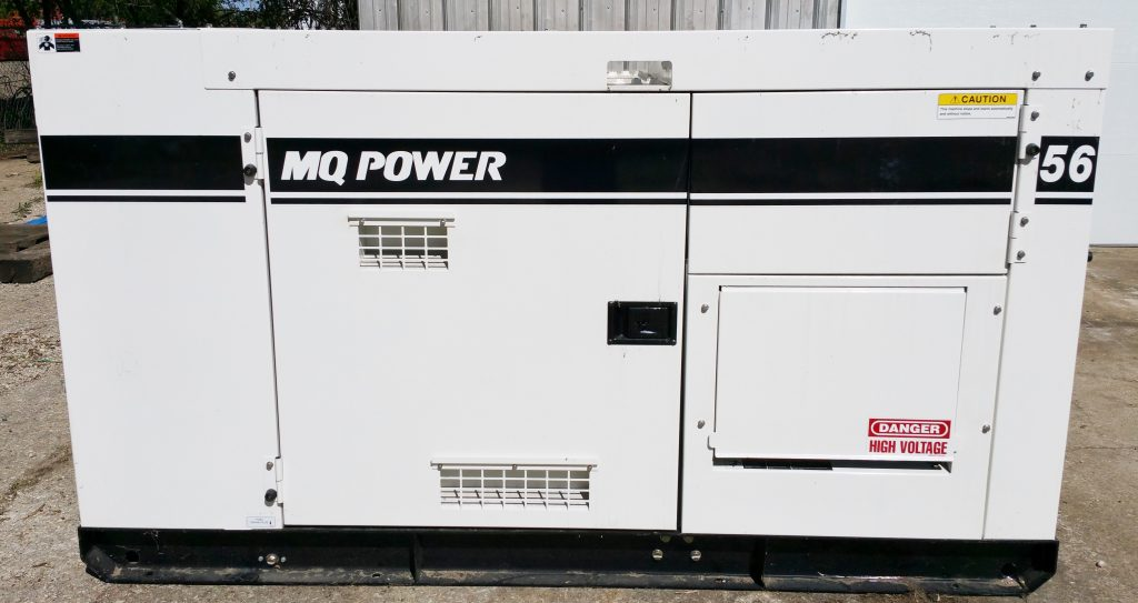 used commercial generators