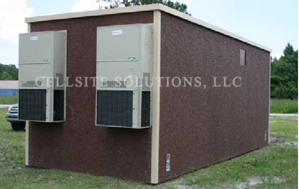 10×20 Used Telecom Shelters