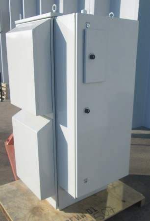 Used Outdoor Equipment Cabinets