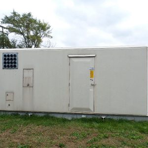 Switzer 12x20 Fiberglass Telecom Shelter For Sale (XXXX)