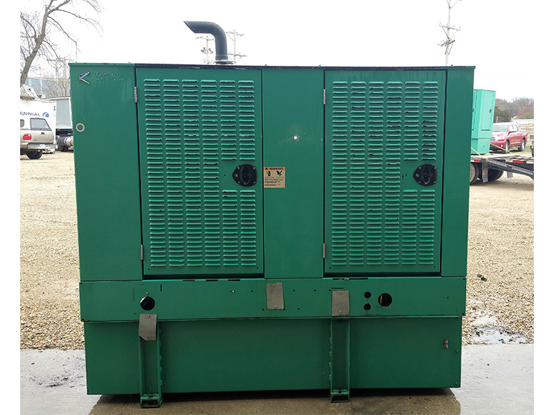 Cummins 35KW Diesel Generator For Sale (7531)