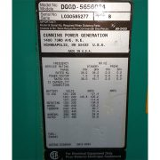 35kw used generator for sale - 5277