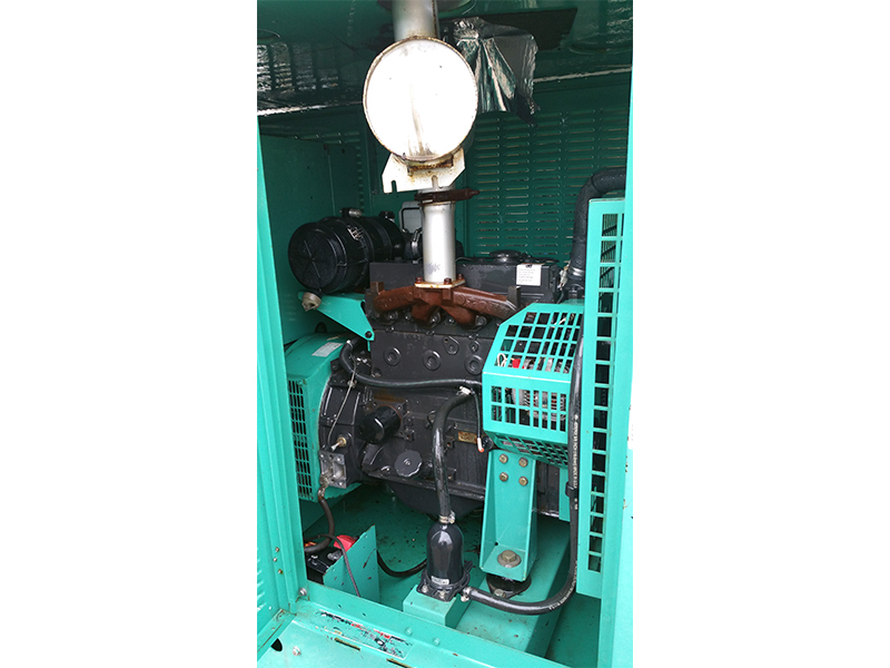 cummins 35kw used commercial diesel generator - 5277