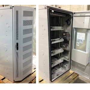 Commscope 30x72 Outdoor Telecom Equipment CabinetsFor Sale (RBA72)