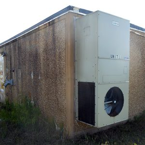 Kontek 12x25 Concrete Telecommunication Shelter For Sale (0645)