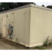 Kolpak 12x26 Fiberglass Telecom Shelter For Sale - 8702
