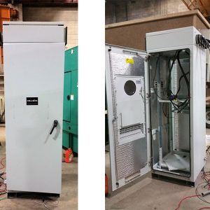 Eltek Metal Telecom Equipment Cabinet For Sale (0509)