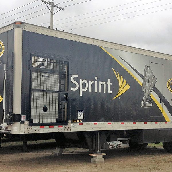 sprint 42 foot cell on wheels for sale or lease
