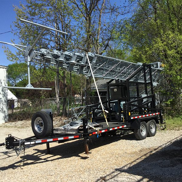 mobile 106 foot tower for sale - 75007