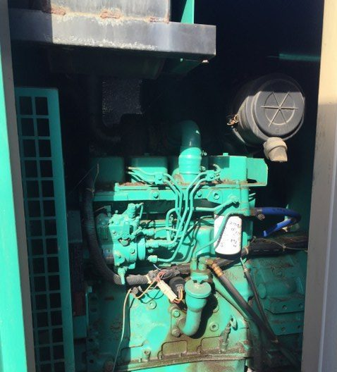 33KW Cummins used diesel generator for sale - 4415