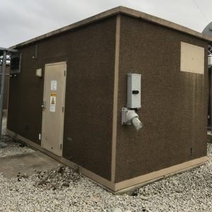 Andrew 10x20 Concrete Shelter - 5333 For Sale