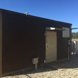 Andrew 10x20 Concrete Shelter - 9983 For Sale