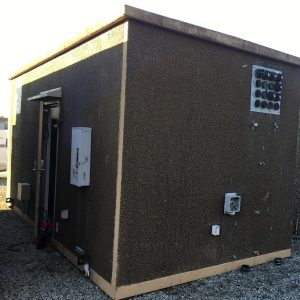 Andrew 10x20 Concrete Shelter 4564