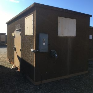 Andrew 10x20 Concrete Shelter 3344
