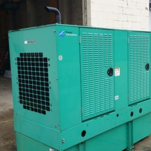 used Cummins 35kw Diesel Generator-7533 For Sale