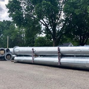 70 ft Monopole For Sale | Ambor - C14036019