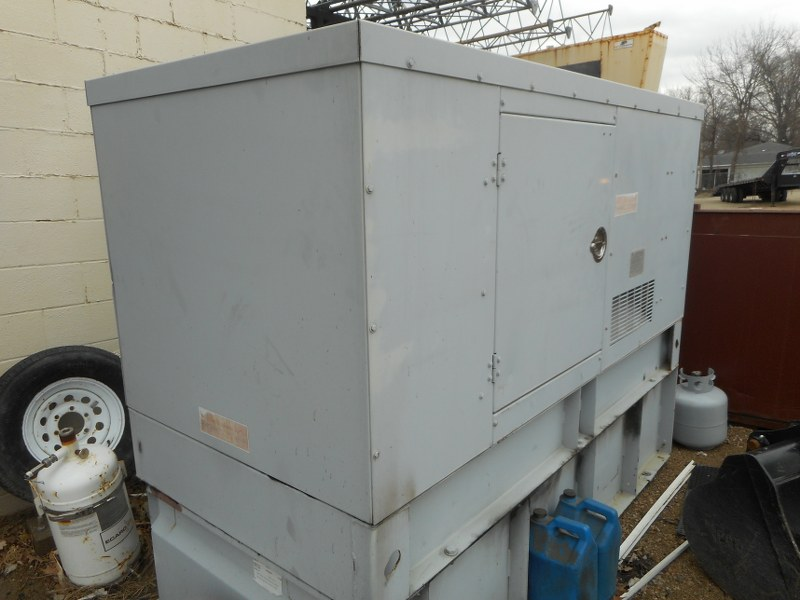 Magnetek 20kw Diesel Generator - 3565 For Sale