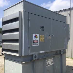 used DMT 40kw Diesel Generator-5804 For Sale