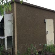andrew 10x20 used shelter for sale - 1002