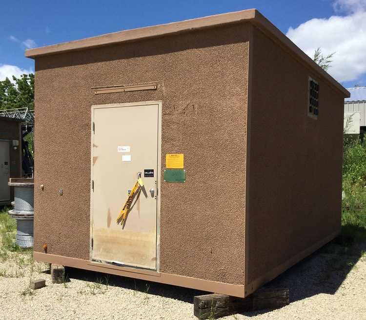 CellXion 12x20 Concrete Shelter (5656) For Sale