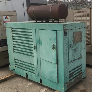 used ONAN 60kw LP Generator - 1972 For Sale