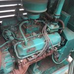 used 60kw onan natural gas generator - 1972
