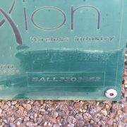 cellxion 12x20 used concrete shelter - 3852