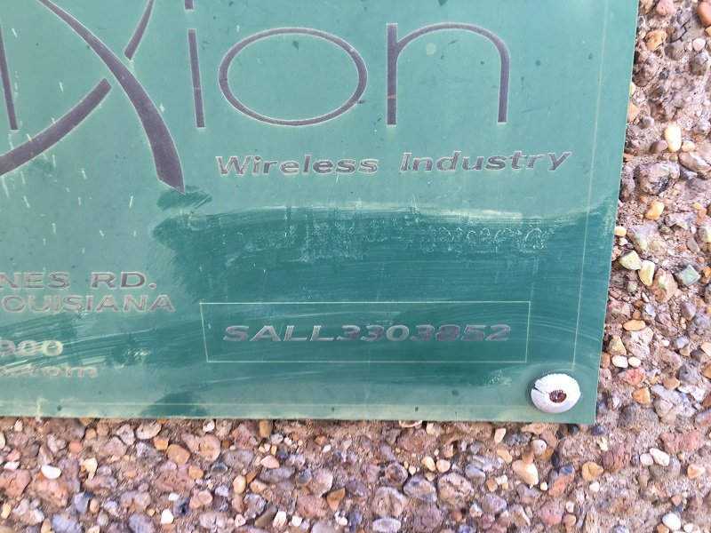 used cellxion 12x20 used concrete shelter - 3852