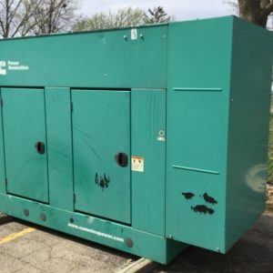 Used Cummins 35 KW LP Generator-3994 For Sale