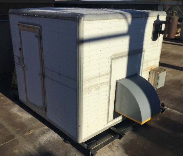 CellXion 10x10 Steel GenRoom (0391) For Sale